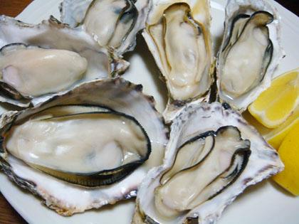 岡山産牡蠣