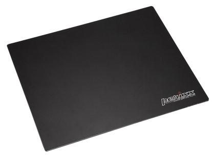 ペリックス アルミ製ゲーミングマウスパッド ブラック DX-3000LBK
