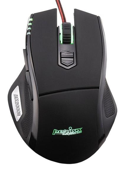 ペリックス MX-2000IIB レーザーゲーミングマウス