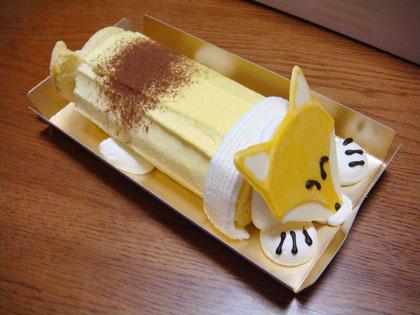 ユーハイム ロールケーキ