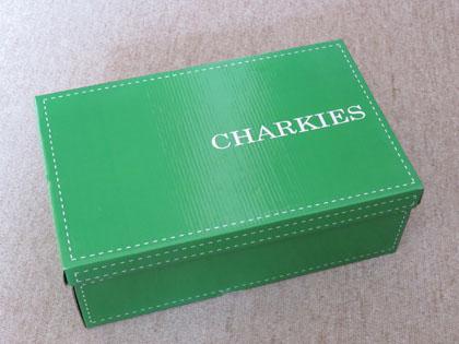 チャーキーズ メンズ カジュアルブーツ ネイビー