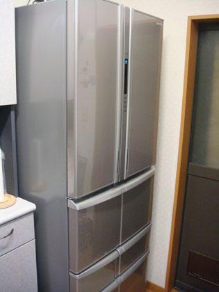 東芝冷蔵庫 GR-B50F-N 6ドア冷蔵庫 501L ステンレスシルバー