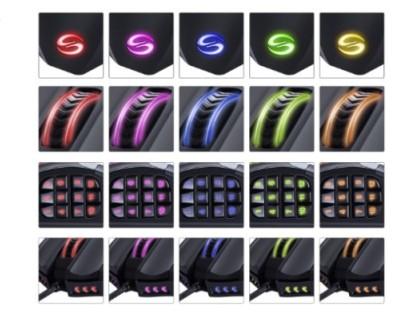 低価格12サイドボタン UtechSmart Venus ゲーミングマウス
