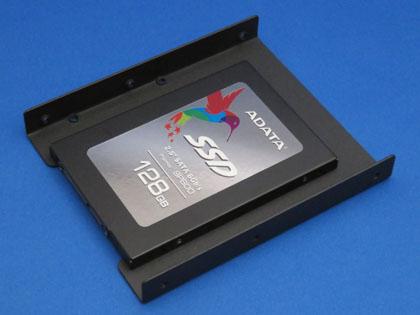 ADATA Premier Pro SP600 SSD 128GB セット