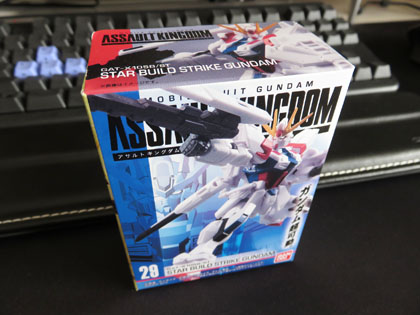 ASSAULT KINGDOM No.29 STAR BUILD STRIKE GUNDAM GAT-X105B/ST