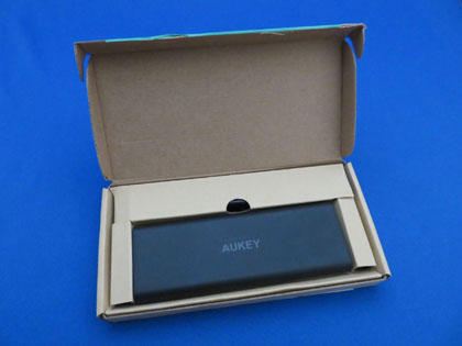 Aukey AIPower モバイルバッテリー 3600mAh PB-N26 仕様変更前