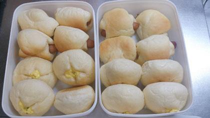 奥さん定番総菜パン
