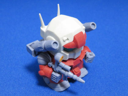 ガンキャノン(BUILD MODEL No.12 GUNCANON)