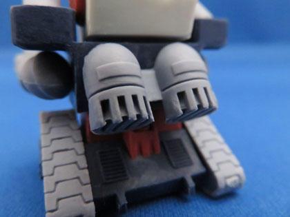 ビルドモデル ガンタンク