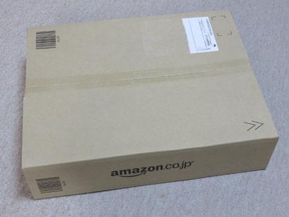 Amazon.co.jpから商品到着