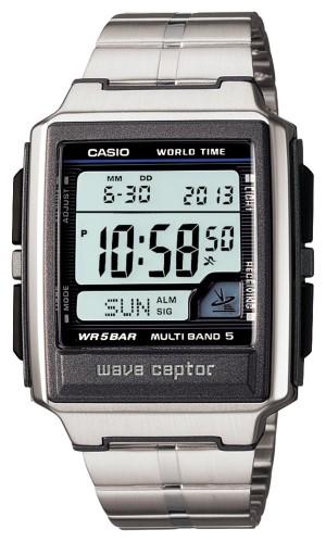 カシオ 腕時計 ウェーブセプター 電波時計 WV-59DJ-1AJF
