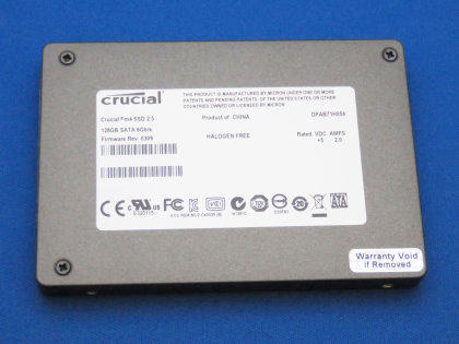 Crucial RealSSD m4 CT128M4SSD2 128GB