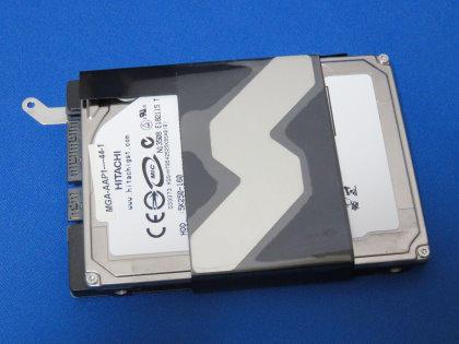 HDDからSDD換装作業