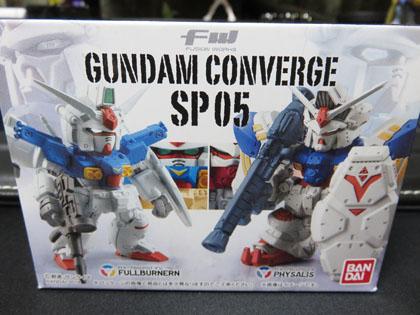 FW GUNDAM CONVERGE SP05