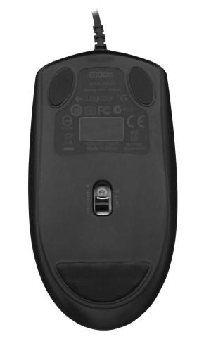 LOGICOOL オプティカルゲーミングマウス G100s