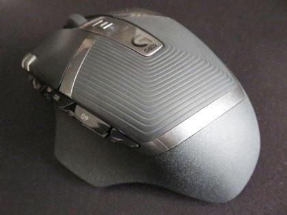 ロジクール ワイヤレスゲーミングマウス G602 不具合