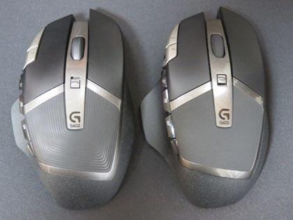 ロジクール ワイヤレスゲーミングマウス G602 比較