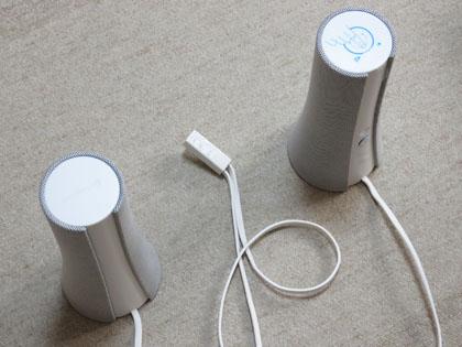 LOGICOOL Bluetooth スピーカー Z600WH スピーカー本体