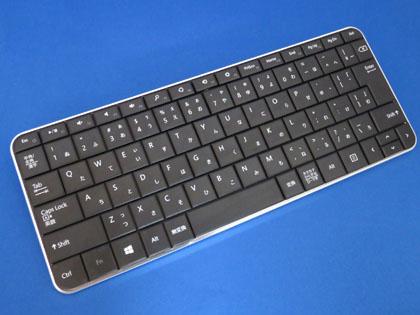 マイクロソフト Wedge Mobile Keyboard 本体