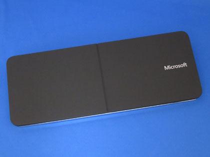 マイクロソフト Wedge Mobile Keyboard キーボードカバー兼スタンド