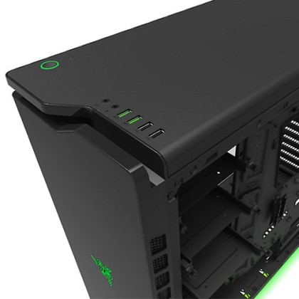 NZXT H440 Designed by Razer Edition