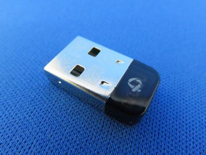PLANEX Bluetooth USBアダプタ Ver.4.0+EDR/LE対応 BT-Micro4 本体