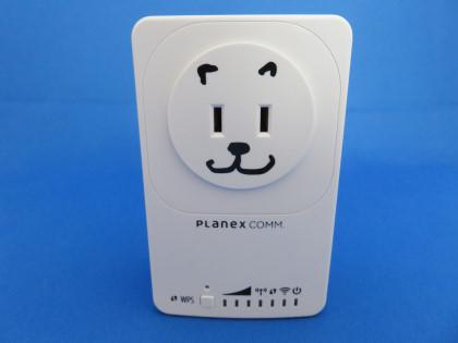 PLANEX 無線LAN中継機 忠継大王 MZK-EX300NP
