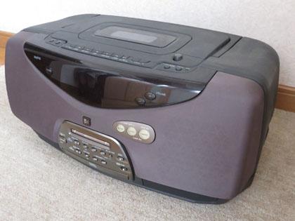 ラジカセ SANYO PH-MD2000