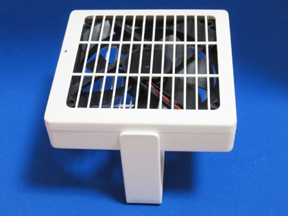 シグマA.P.Oシステム販売 USBどこでもでか扇風機 ホワイト UMF02WH