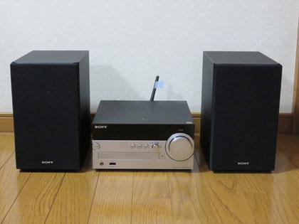SONY マルチオーディオコンポ CMT-SX7