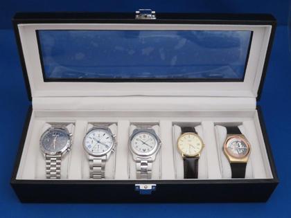 時計コレクションボックス