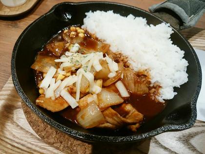 イオンモール広島府中 野菜を食べるカレー キャンプ エクスプレス