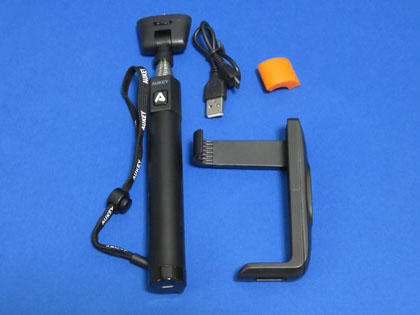 Aukey Bluetooth 自撮り棒 HD-P4