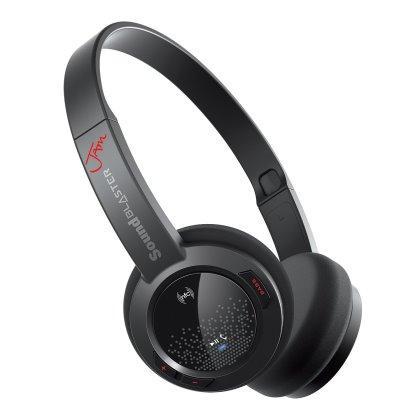 低価格ワイヤレスヘッドフォン Creative Sound Blaster JAM