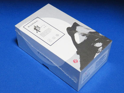 FREETEL SAMURAI MIYABI パッケージ