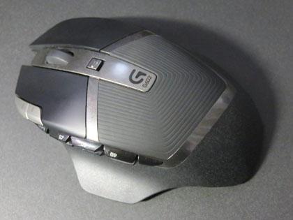 ロジクール ワイヤレスゲーミングマウス G602