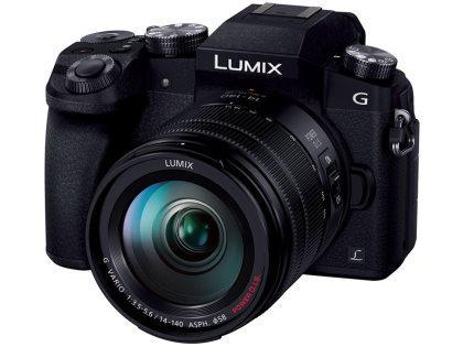 Panasonic LUMIX DMC-G7H