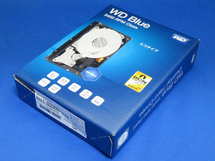WESTERN DIGITAL 3.5インチ内蔵HDD 2TB WD20EZRZ-RT