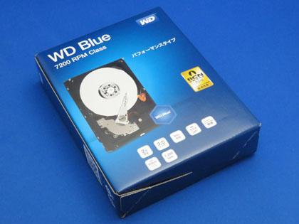 WESTERN DIGITAL 内蔵ハードディスク 3.5インチ 1TB Blue WD10EZEX