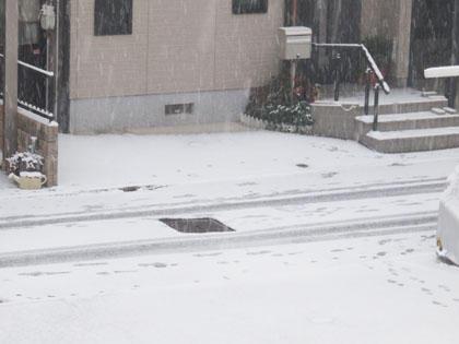 大雪2日目