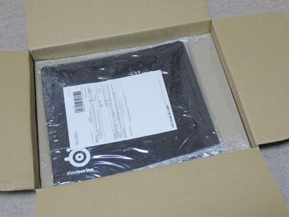 並行輸入品 SteelSeries QcK mass マウスパッド