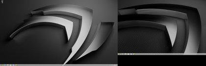 Windows 8 デスクトップ画面