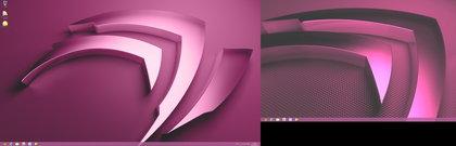 デスクトップ NVIDIAピンクバージョン